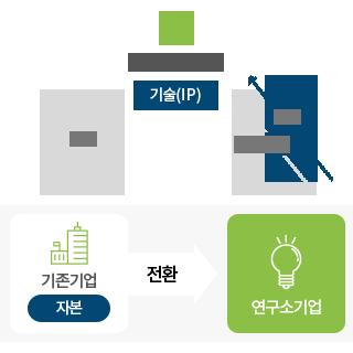 기존기업 기술출자형